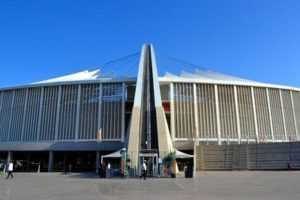 Soccer stadium and funicular included on a day Durban City Tour