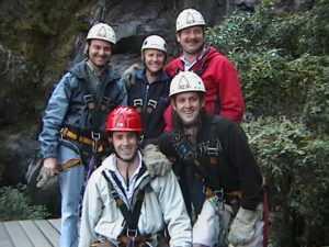 Karkloof Canopy tour zip-line