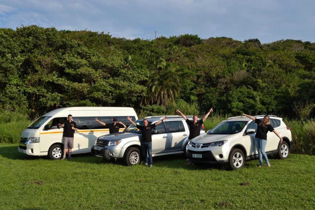 Endless Summer Tour Operators Durban staff team