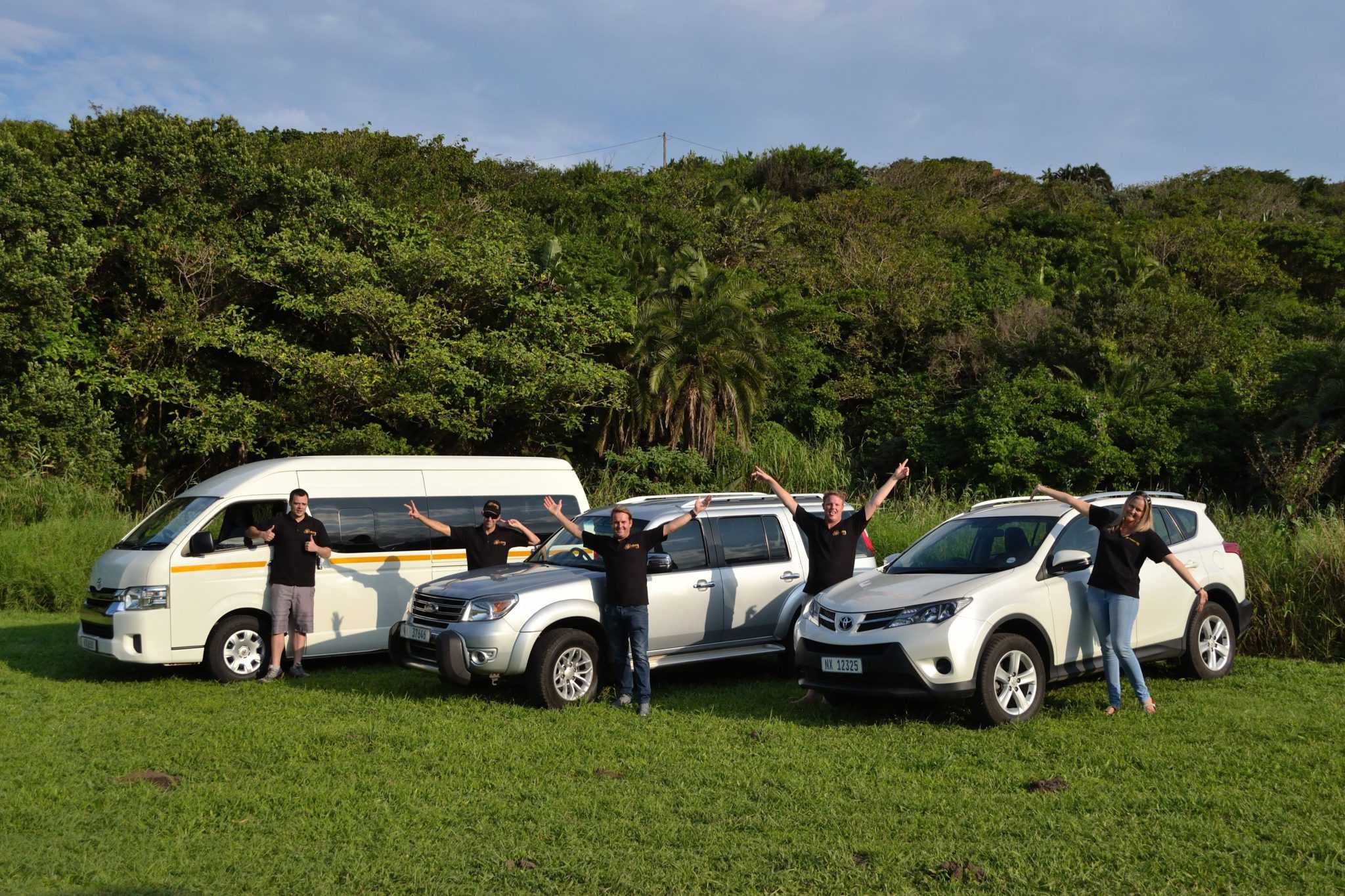 Endless Summer Tour Operator Durban staff team
