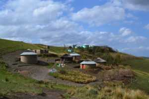 Phezulu cultural village and valley of a thousand hills