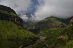 Drakensberg Sani Pass Lesotho