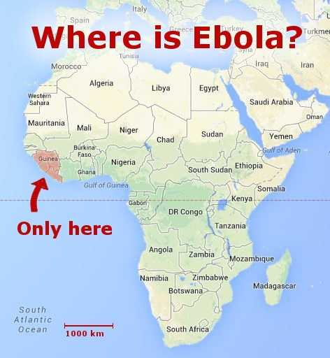 how to go to africa to help with ebola