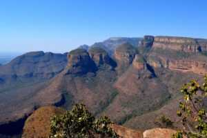 Visit the Blyde Canyon on you Kruger Park Safari