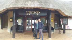 Hilltop camp big 5 safari