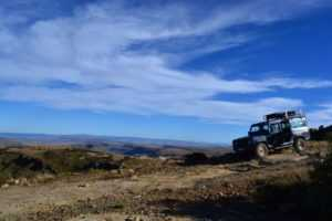 Take a 4X4 trip up Sani Pass on the Southern Drakensberg Tour
